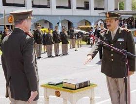 En diciembre de 2006, el general de división Pozzi asumió la subjefatura del Ejército, en un acto encabezado por Bendini