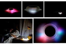 Lámpara de Leds