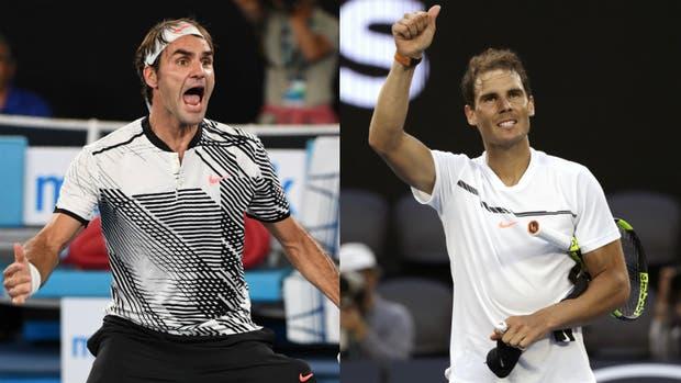 Federer y Nadal, presentes en la segunda semana del Australian Open