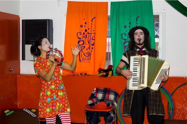 Además, hay shows todas las semanas. Foto: Gentileza Agustina Ferreri