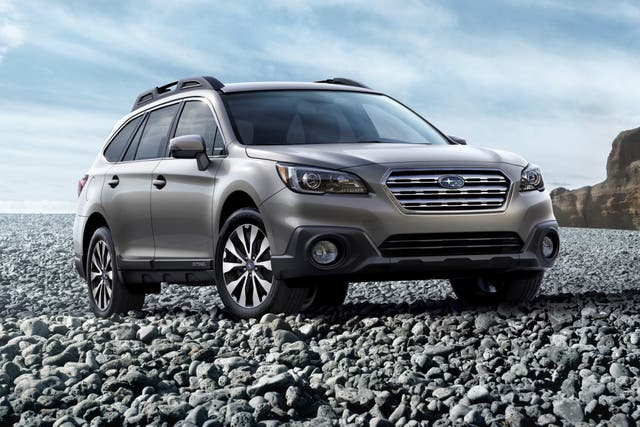 Nuevas líneas para el Subaru Outback