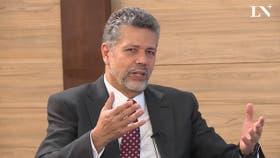 Raúl Urteaga, de la Secretaría de Agricultura de México