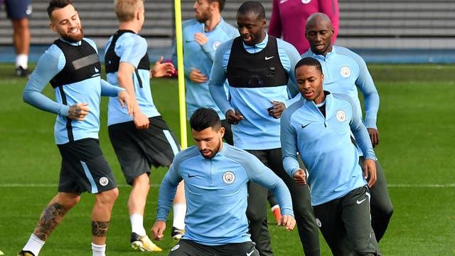 Bravo fue suplente en el triunfo del Manchester City