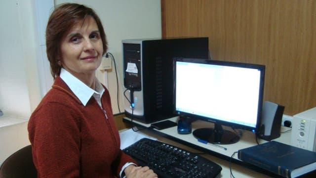 María Silvina De Biasi, doctora en Astronomía
