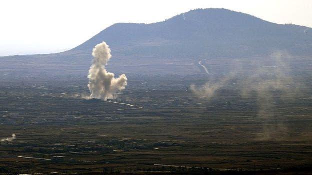 Los visibles enfrentamientos en Siria son prueba de su cercanía a la frontera israelí