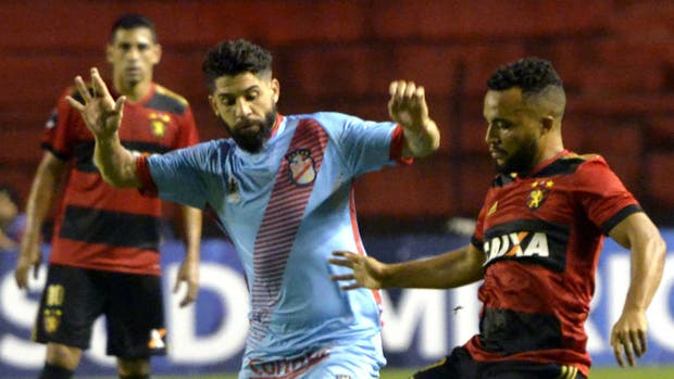 Arsenal, ante Sport Recife