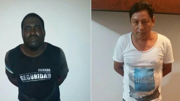 Alberto Segundo Ponce y Aurelio Eduardo Rodríguez prestan declaración indagatoria