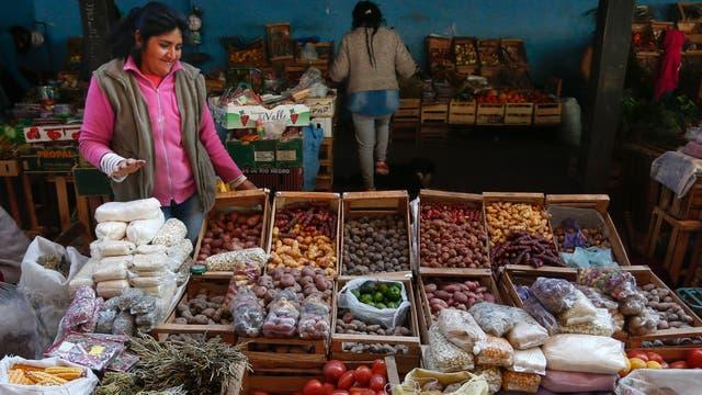 La quinoa ya es un clásico en los mercados jujeños