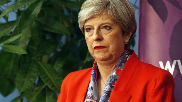 La premier británica, Theresa May, perdió la mayoría parlamentaria en unas elecciones impulsadas por ella para fortalecer su posición, algo que no sucedió