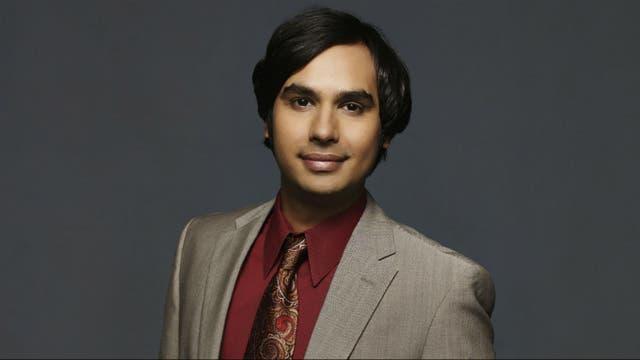 Kunal Nayyar, el tercer actor mejor pago de la televisión norteamericana