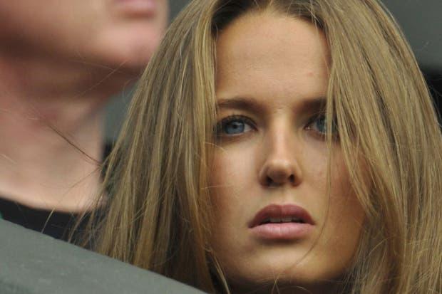 No está taaaaaaaaaaaaan buena la novia de Murray.  Foto:Reuters
