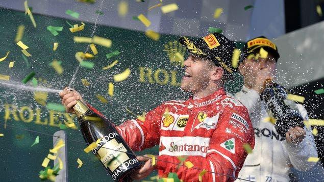 Vettel, cuatro veces campeón del mundo