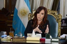 La Presidenta lanzó una nueva carta por las redes sociales sobre el caso Nisman