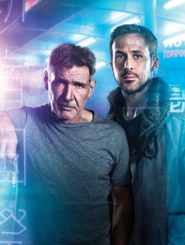 Ford intepreta al mítico sicario de androides; Gosling será también un cazarrecompensas