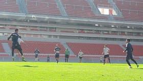 Independiente goleó a la UAI