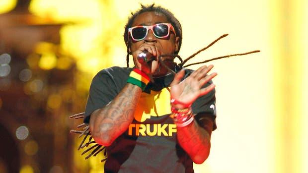 Lil Wayne, internado