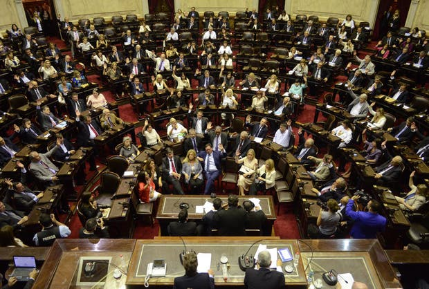Diputados dio validez a la modificación de la ley de Medios