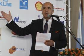 El embajador holandés Heyn de Vries recibió a parte de los 2500 holandeses qeu viven en la Argentina