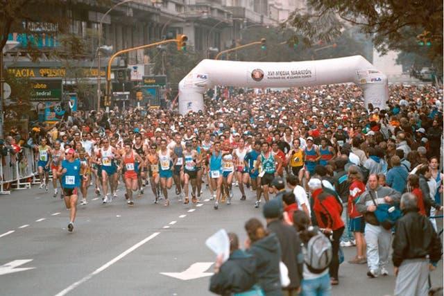 16 Medio Maratón de Buenos Aires