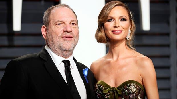 Resultado de imagen para Georgina Chapman, esposa de Harvey Weinstein