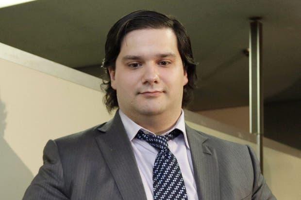 Mark Karpeles durante la conferencia de prensa que brindó en febrero de 2014 al anunciar la quiebra de Mt. Gox