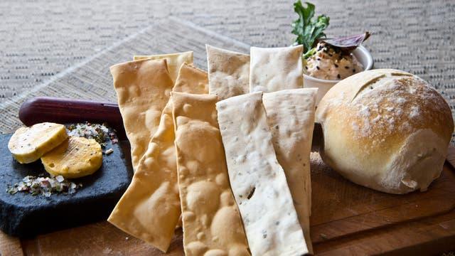 Las paneras han evolucionado y cada restaurante tiene su estilo, incluso no servirla