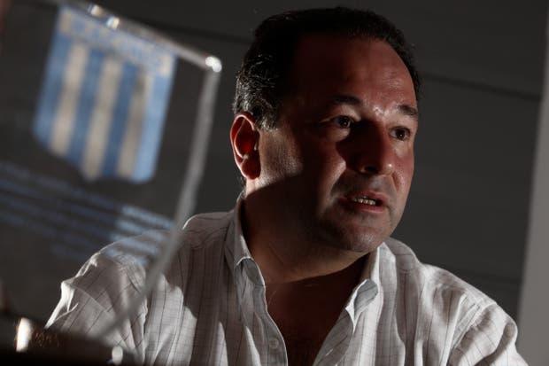 Rodolfo Molina, vicepresidente de Racing