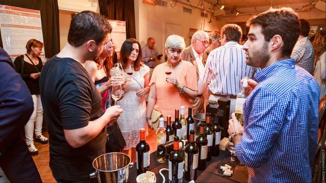 La Feria de Vinos Orgánicos, hasta mañana en la Botica del Angel