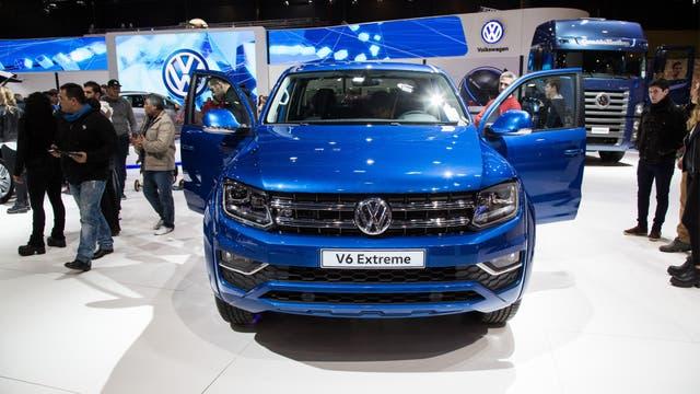 Vw Amarok V6 Extreme.