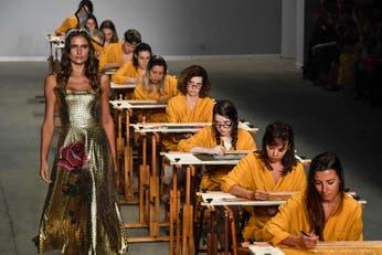 Creadores consagrados y emergentes en la semana de la moda de San Pablo