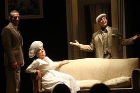 Marcelo Mazzarello, Gastón Ricaud y Julia Calvo son los protagonistas de este clásico