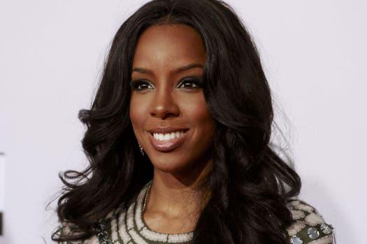 7. Kelly Rowland, cantante, ex integrante de Destinys Child. Foto: Reuters