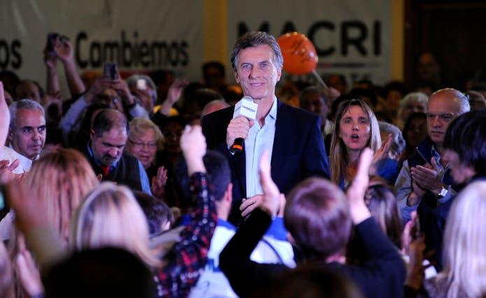 "Macri prometió un programa de ""Ingreso Universal a la Vejez"""