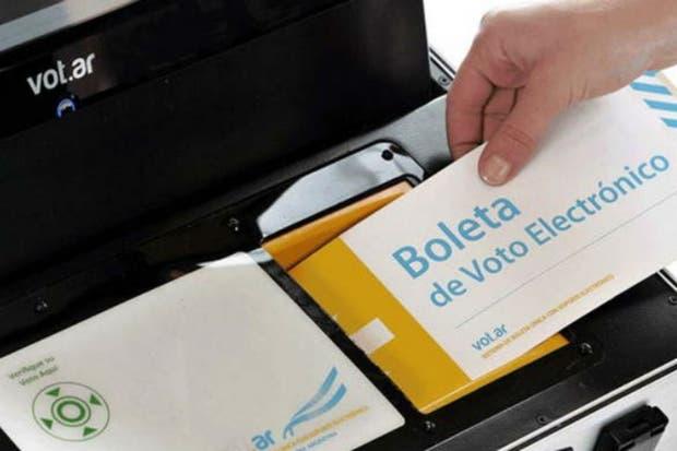 La reforma electoral que impulsa Macri aún no tiene consenso