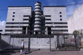Los tribunales de La Calera, escenario de una causa que tiene conmocionada a la pequeña localidad