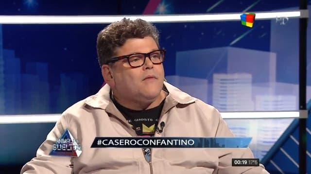 Alfredo Casero en Animales Sueltos