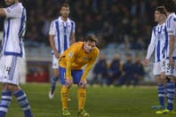 Messi, el melancólico: Barcelona sufre la repentina sequía de su crack