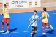 Los Leones volvieron a ganarle a España y se quedaron con la serie