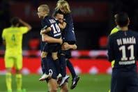 Zlatan Ibrahimovic, en su despedida del PSG, superó el récord de goles que tenía Carlos Bianchi