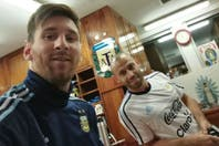 Entre la Copa América Centenario y la Justicia española, Lionel Messi ya está con la selección Argentina
