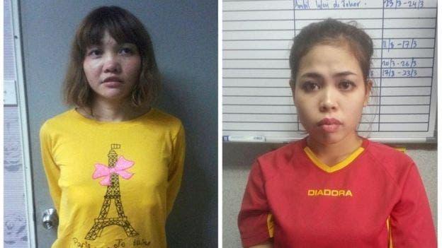 Las dos mujeres podrían enfrentar la pena de muerte.