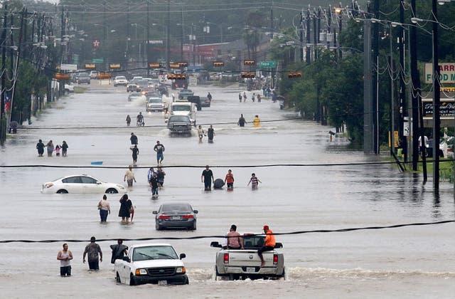 La céntrica avenida Telephone Rd. de Houston