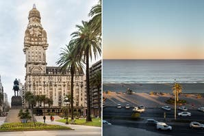 Montevideo: Un recorrido por sus hitos modernos y tradicionales