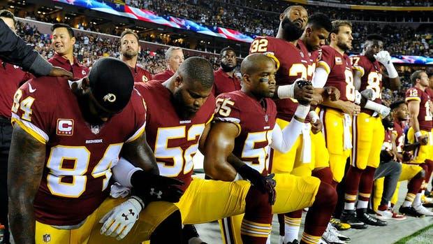 La NFL, en guerra con Donald Trump