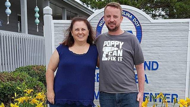 Robert y Shani Corrigan