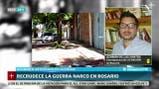 Recrudece la guerra narco en Rosario