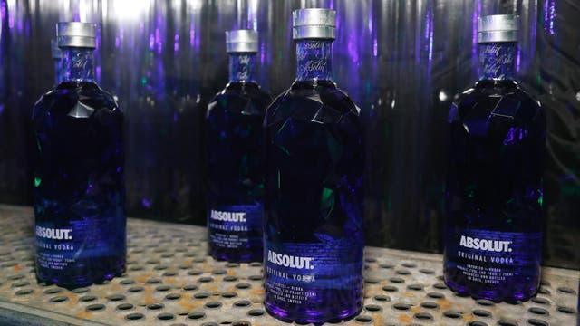 Nueva botella Absolut Facet.