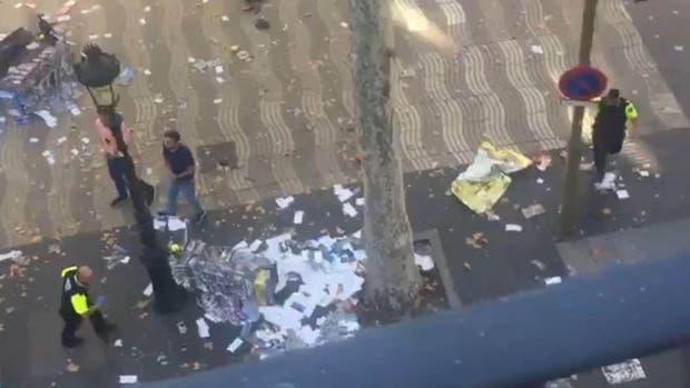 Barcelona: el Estado Islámico se atribuyó el atentado