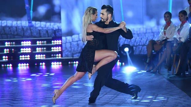Noche de tangos explosivos en el Bailando 2017