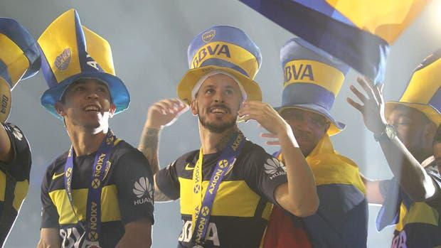 Benedetto, la figura del Boca campeón